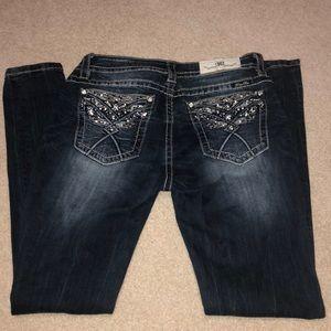 Womens skinny jeans 28X31